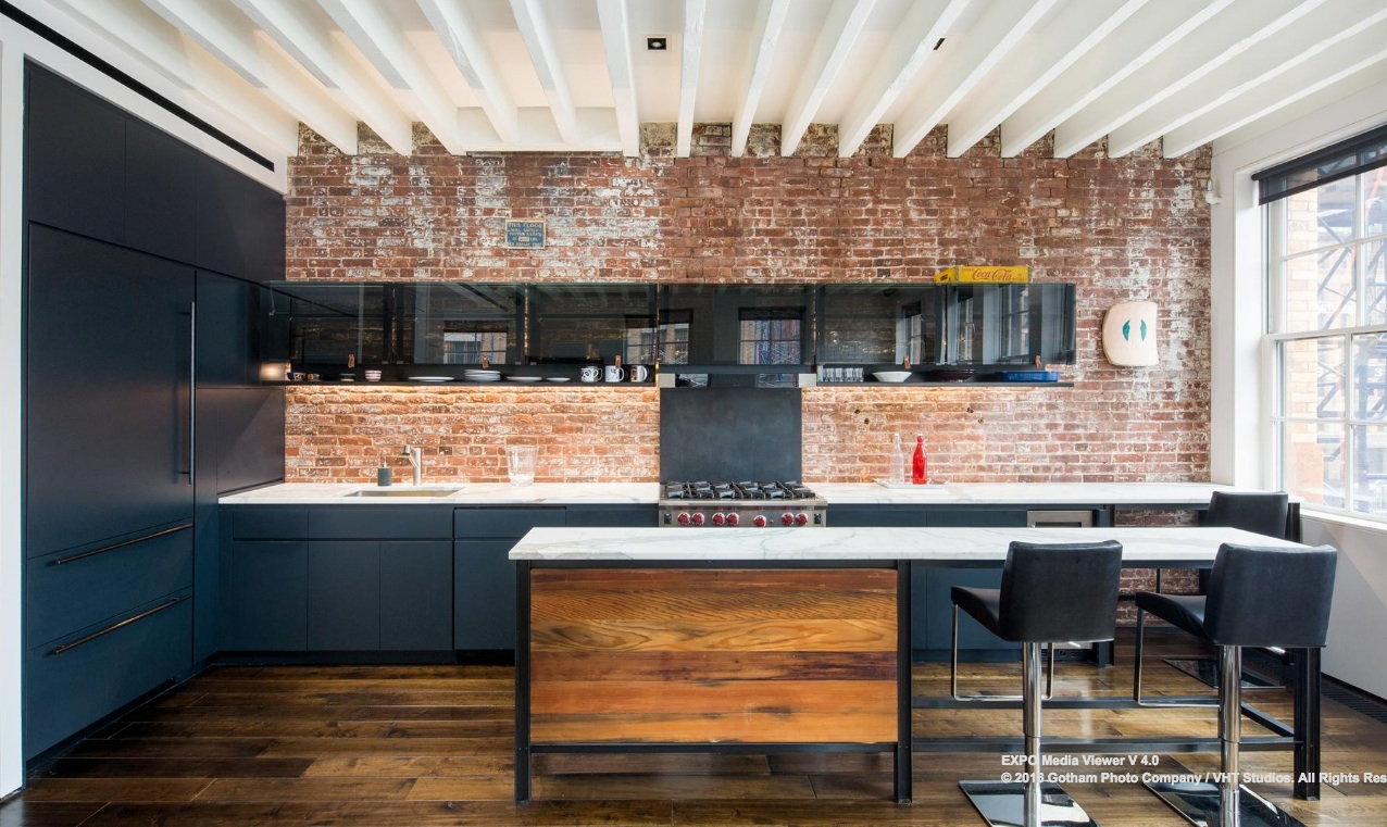 151 hudson street, tribeca, kitchen, raad studio