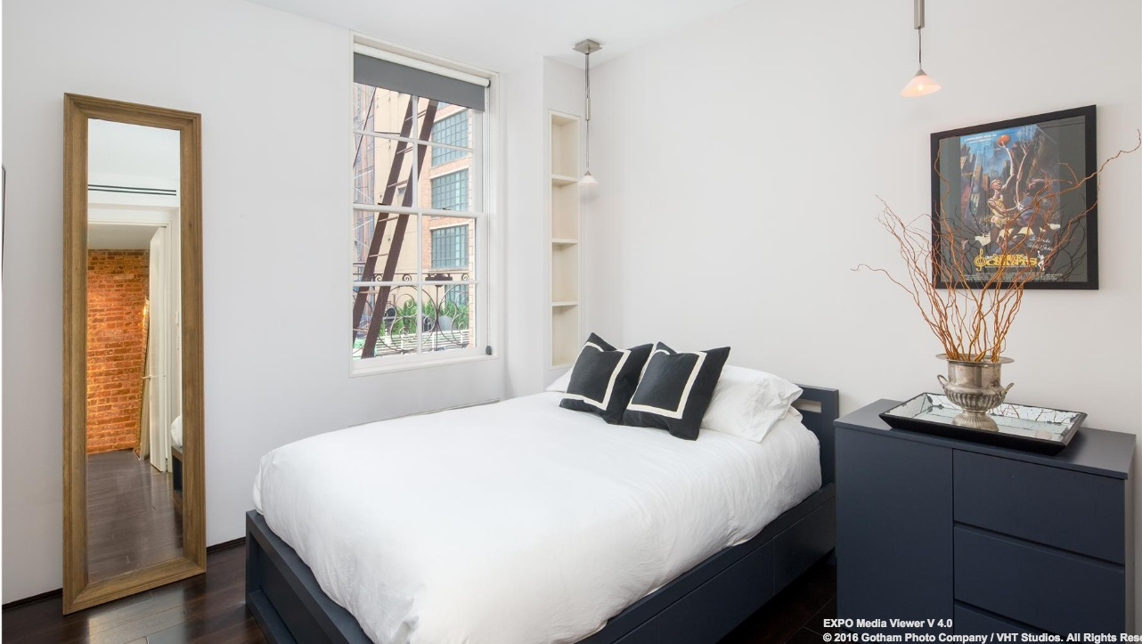 151 hudson street, bedroom, raad studio
