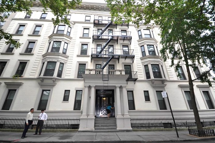 50 orange street, Brooklyn Heights, makeshift mansion, Brooklyn mansion