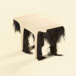 fifty fifty, fur table, karolina fardova