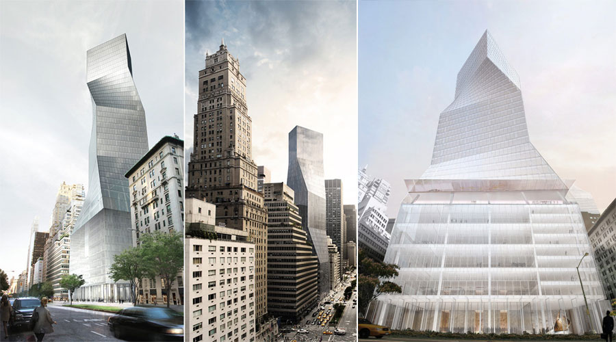 As Rem Koolhaas Finally Designs First NYC Building, A Look