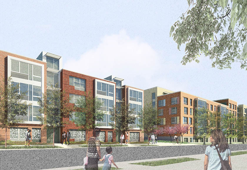 apply for 86 affordable apartments in brownsville s prospect plaza