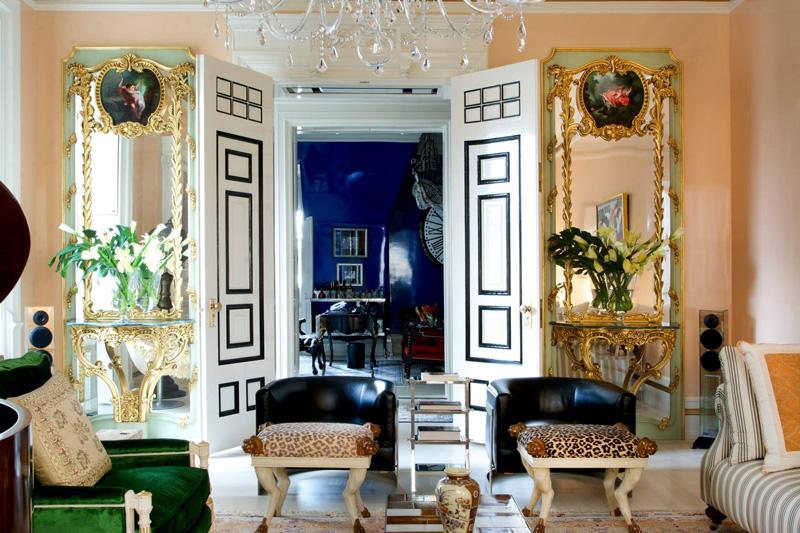 New Photos Of Judy Garland S Former Dakota Apartment Designed By Sasha Bikoff 6sqft