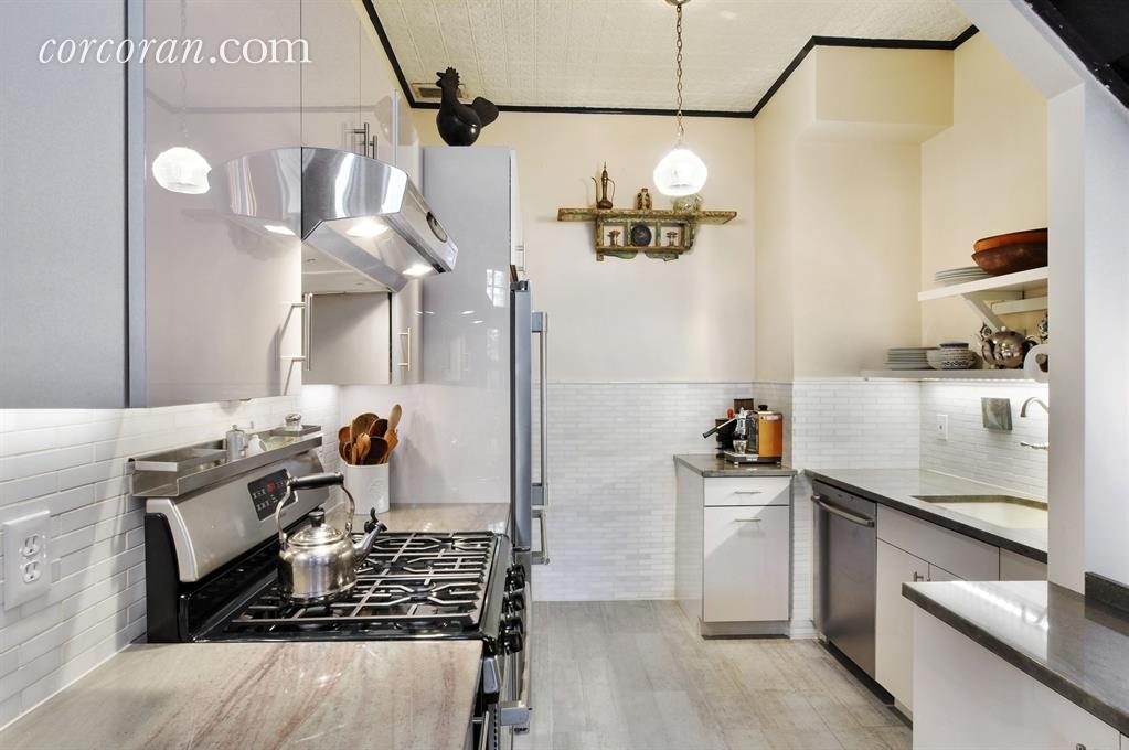 29 king street, kitchen, condo, soho