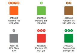 NYC subway, pantone colors, train line colors, NYC MTA