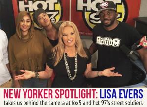og:image, Lisa Evers, FOX5, Street Soldiers, Hot 97