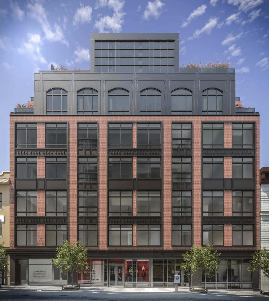 New renderings of park slope 39 s parking garage condo for Parking garage in nyc