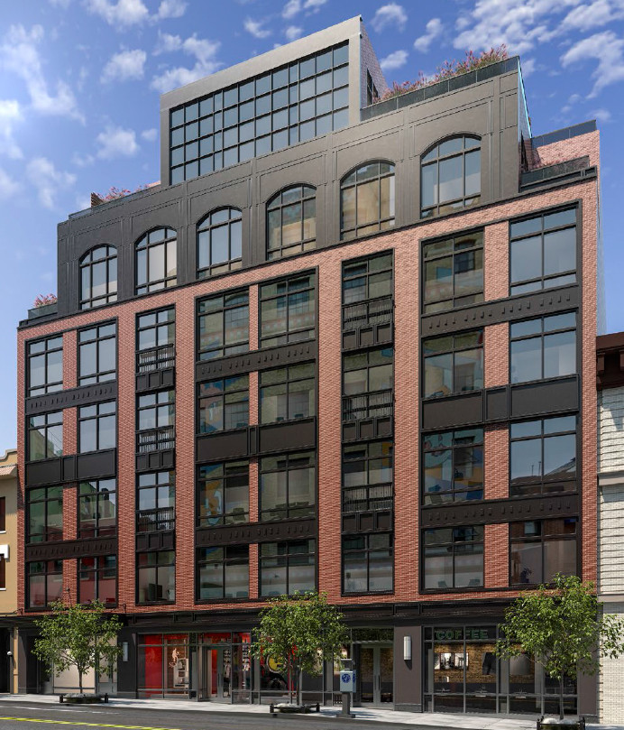 New Renderings Of Park Slope's Parking Garage Condo