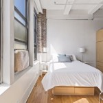 448 West 37th Street, master bedroom, condo