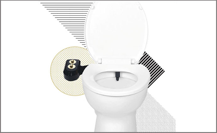 Tushy Attachment Turns Your Humble Toilet Into A Bidet