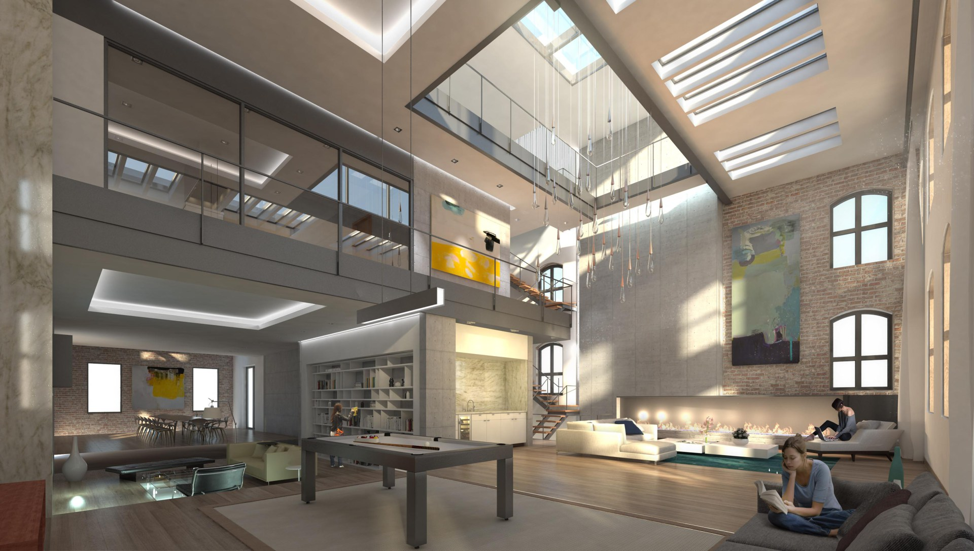 New Looks Inside Tribeca S 50m Mega Mansion With 18