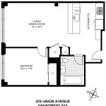 Meshberg Group, Williamsburg condos, 476 Union Avenue