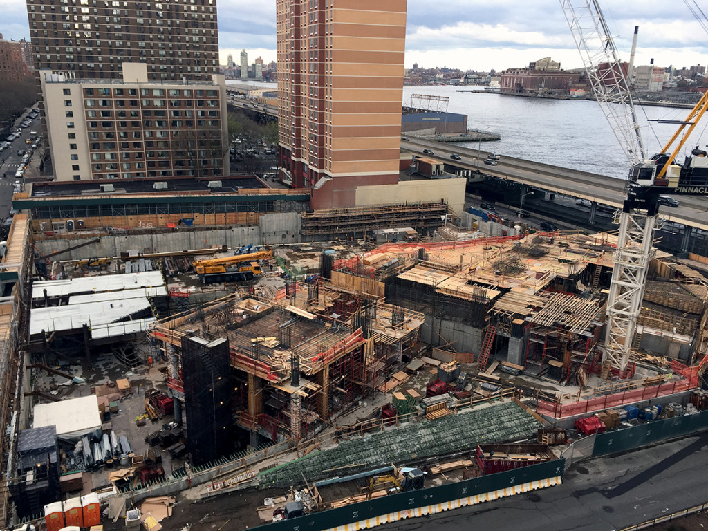 247 Cherry Street, JDS Development, SHoP Architects, Lower East Side development
