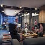 Marriott International Inc Moxy Hotels Livingroom