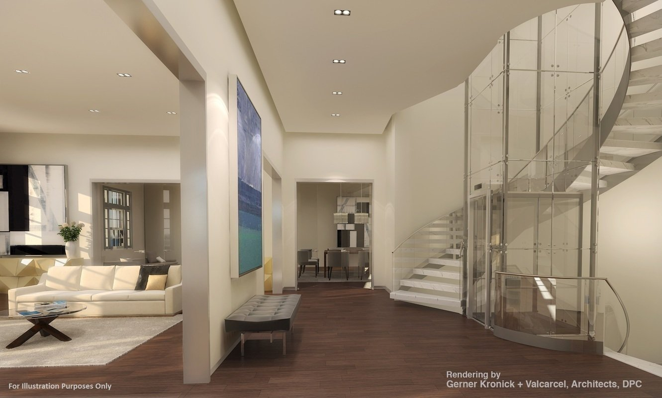 First Look At 45m Single Family Mansion Replacing New