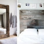 reclaimed wood interiors