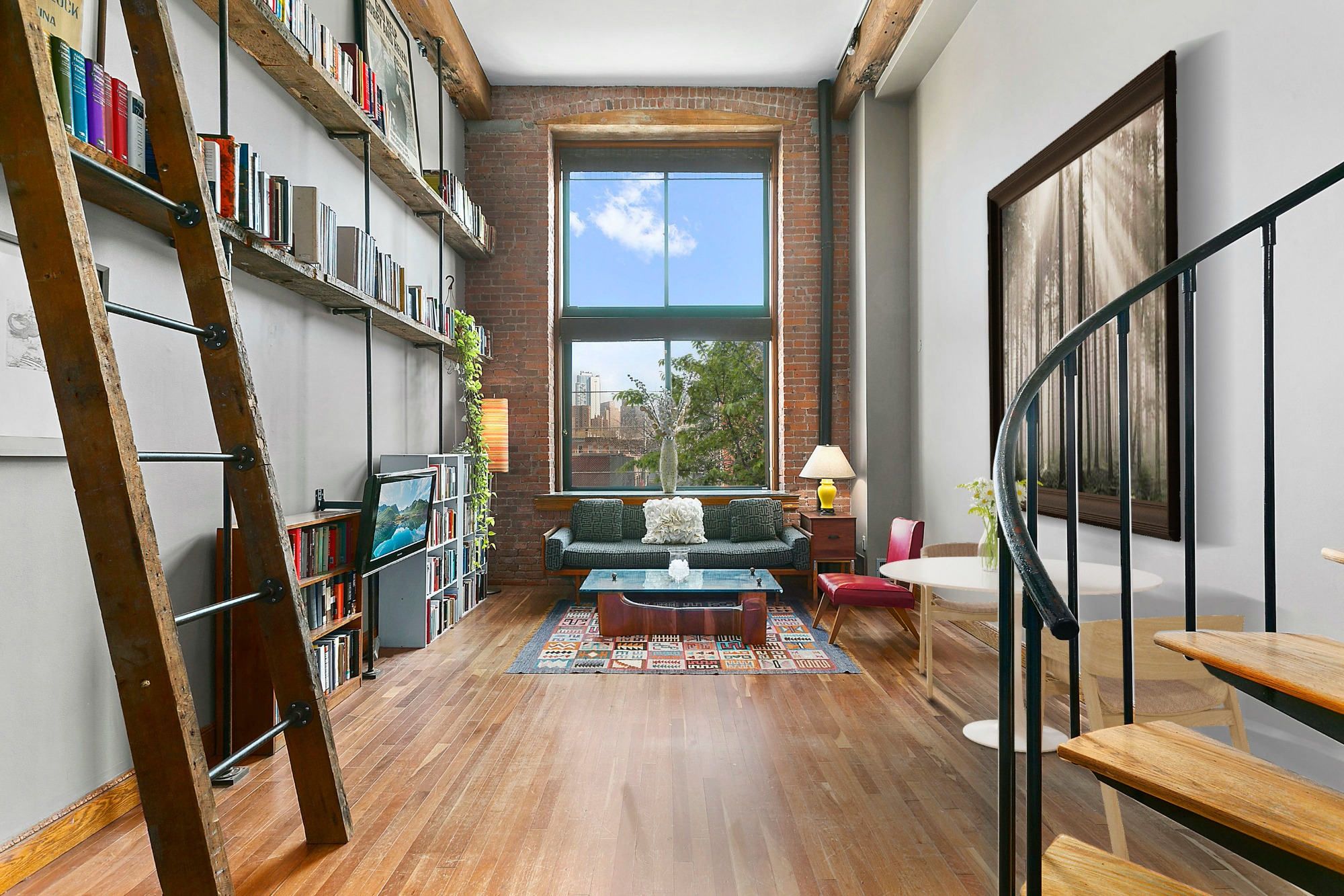 770k industrial carroll gardens loft is in a converted for 1 loft
