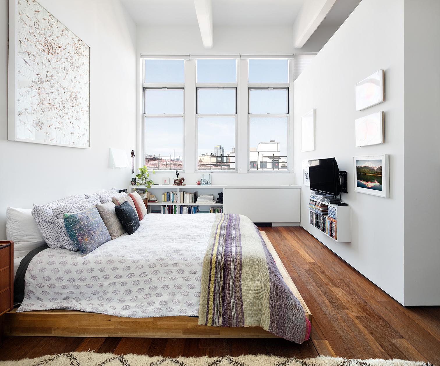 60 Broadway, bedroom, gretch, condo