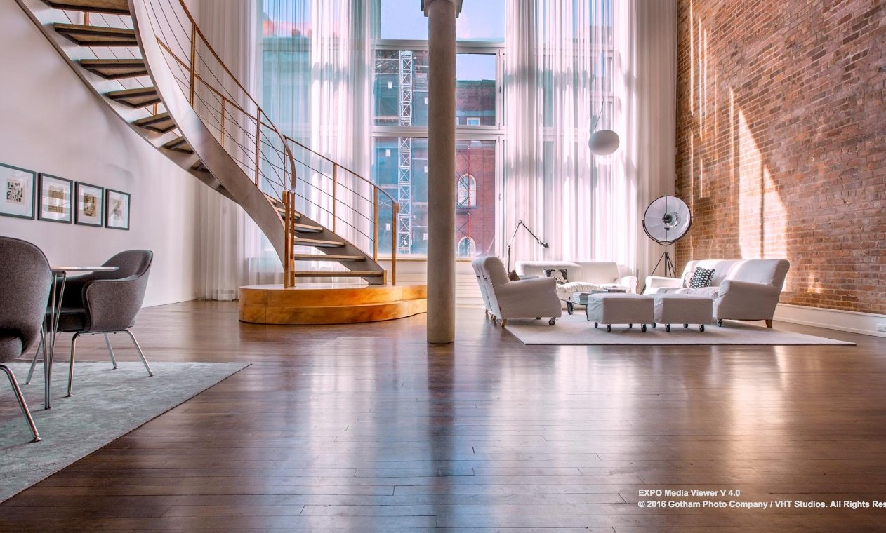 $8M Tribeca Penthouse Is a Downtown Dream With a Dramatic ...