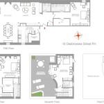 16 Debrosses Street, cool listings, tribeca, penthouse, loft