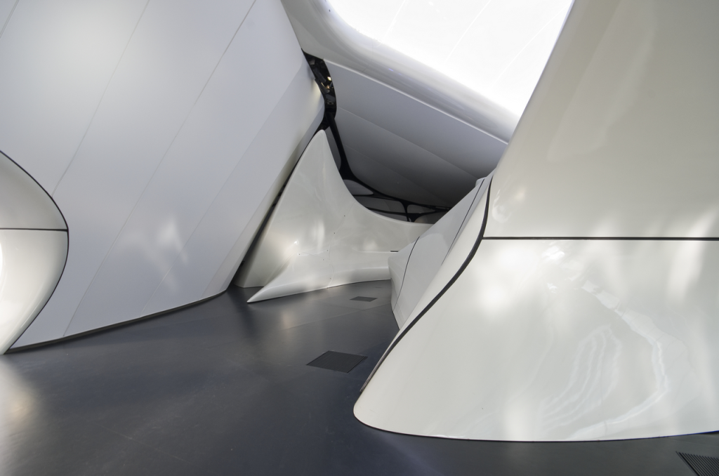 Chanel Mobile Art Pavilion, Zaha Hadid, public art projects, starchitecture