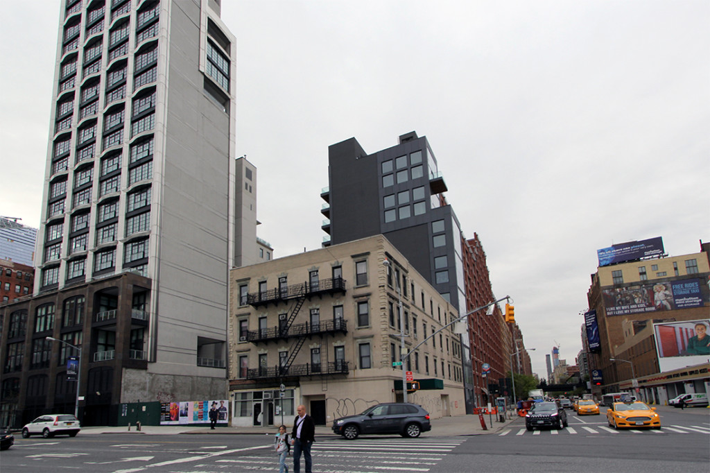 West Chelsea COndos, NYC developments