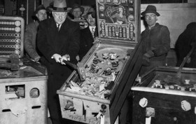 pinball ban in New York City