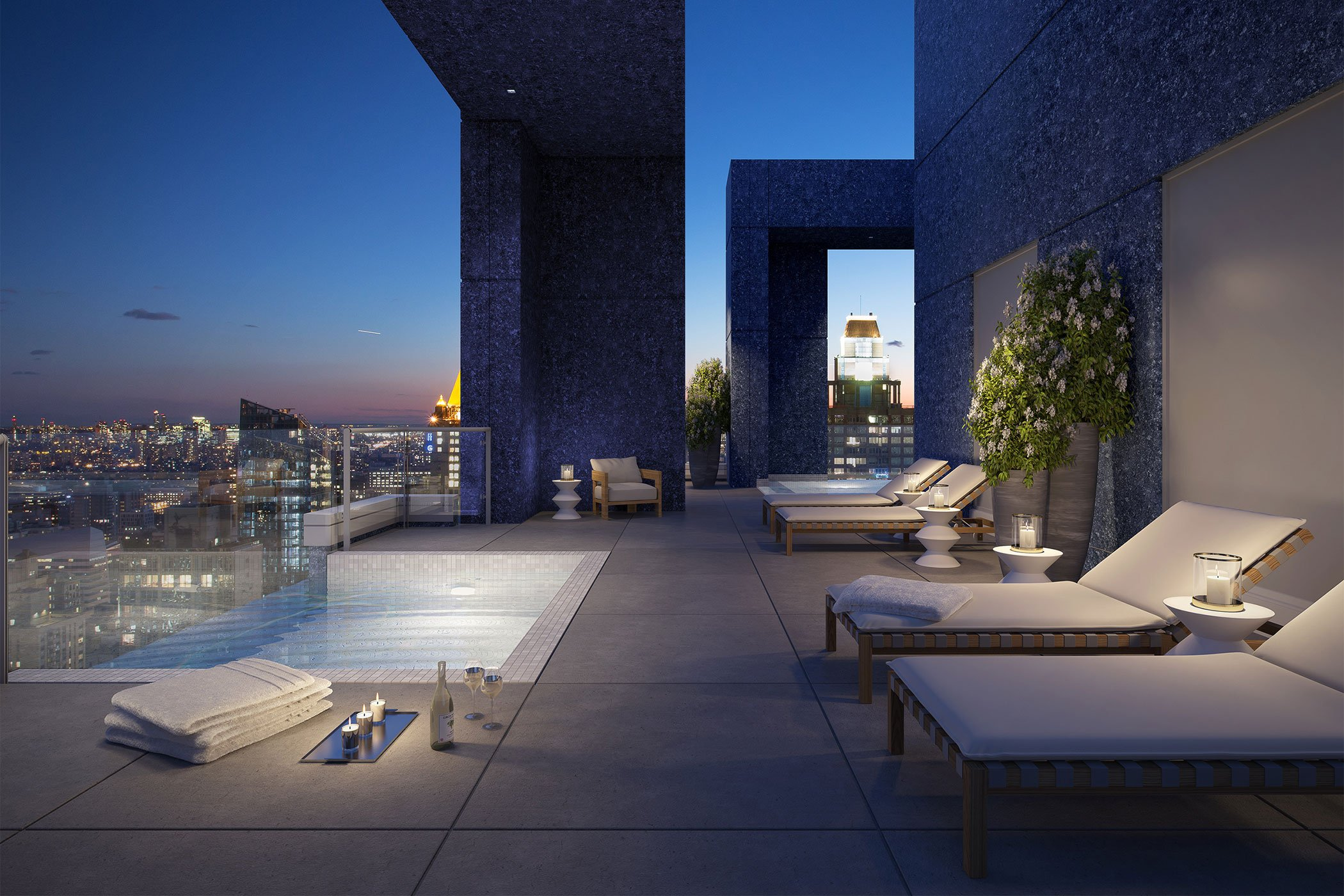 Empire State Building Penthouses