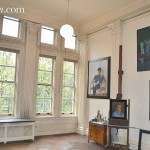 44 West 77th Street, Aaron Shikler, Famous American Painter, American Painter, Portraitist, Upper West Side, Studio Building, Jacqueline Kennedy, Manhattan Co-op for sale, Harde and Short, Historic Building