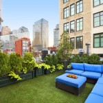 153 chambers street, tribeca, terrace, roof deck