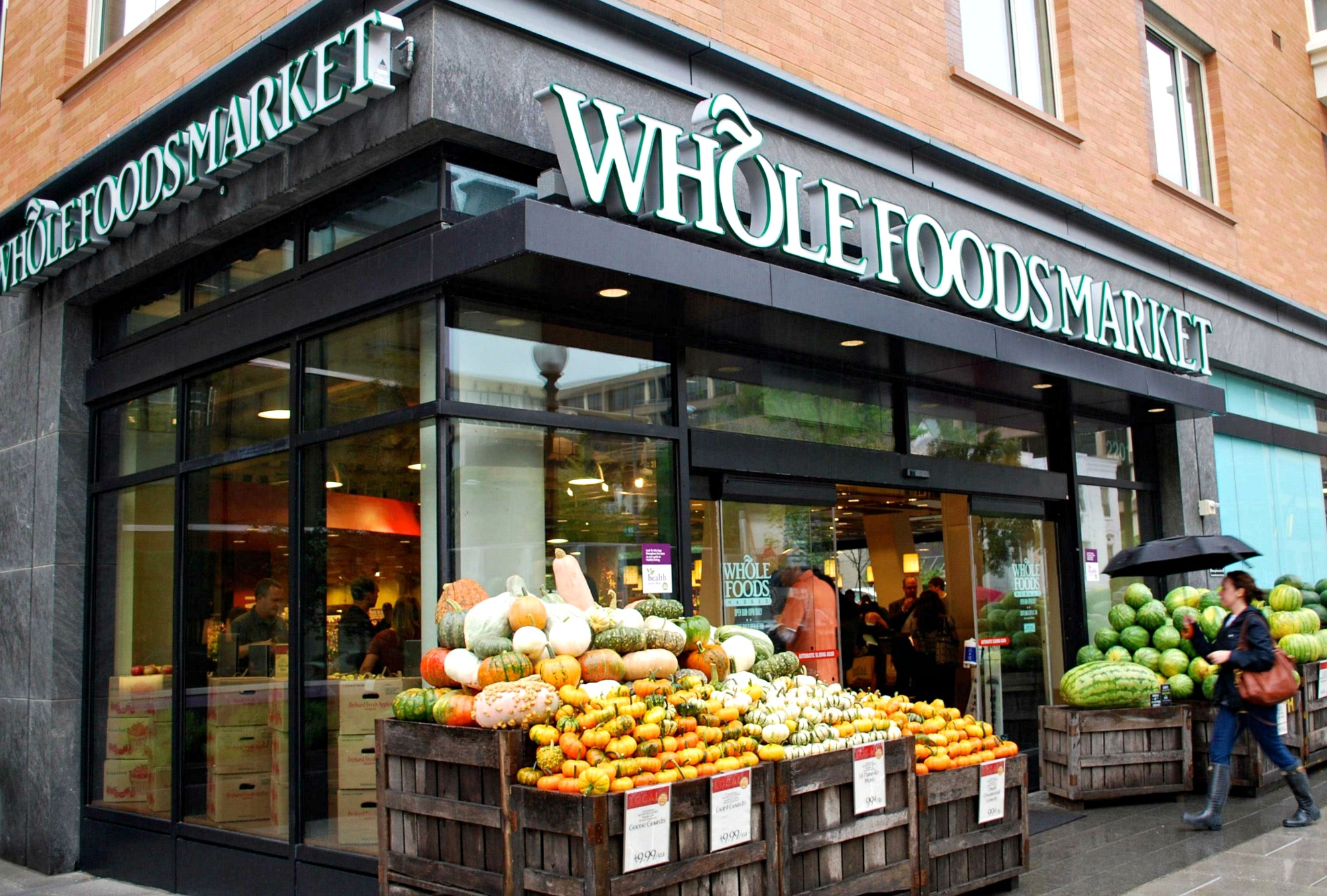 Whole Foods Market Increase