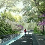 Hudson yards, Nelson Byrd Woltz Landscape Architects