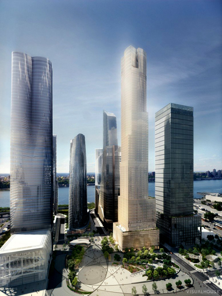 Related COmpanies, Midtown West condos, Hudson Yards