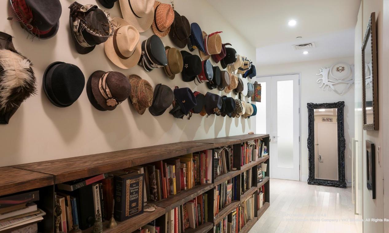 111 fulton street, foyer, loft