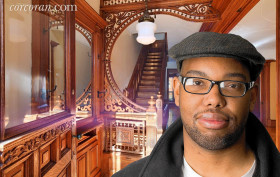 Ta Nehisi Coates, 207 Lincoln Road, Prospect Heights, Brooklyn brownstones