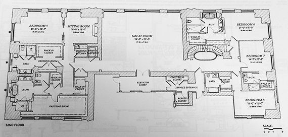 220 Central Park South-penthouse-floorplan-3