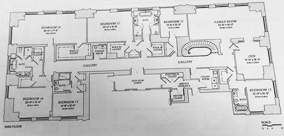 220 Central Park South-penthouse-floorplan-4