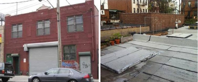 326-328 Menahan Street, Bushwick, Renovation, Garage, Carriage House, Studio, Cool Listings