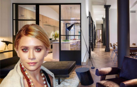 Ashley Olsen's Greenwich Village condo, 37 East 12th Street