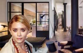 Ashley Olsen's Greenwich Village condo, 37 East 12th Street