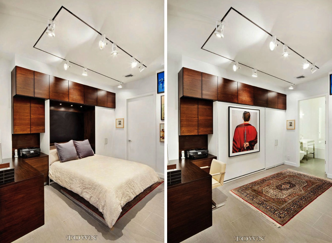 143 west 20th street, chelsea, guest bedroom