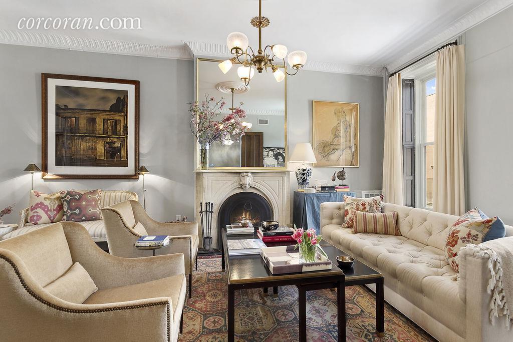 357 Hoyt Street Living Room 2