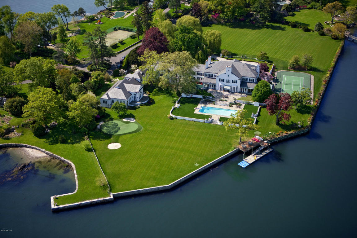 21 Vista Drive, Greenwich Connecticut mansion, Donald Trump mansion, Ivana Trump