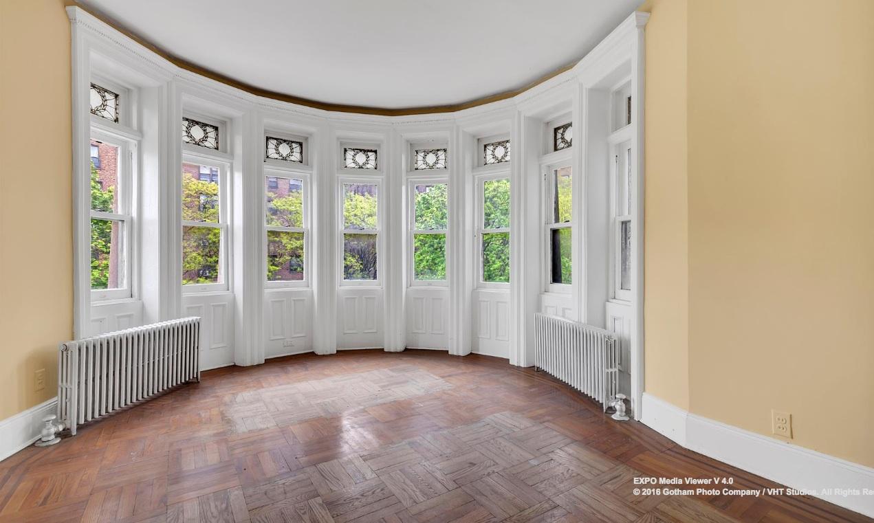 185 clinton avenue, clinton hill, windows