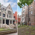 185 clinton avenue, clinton hill, facade