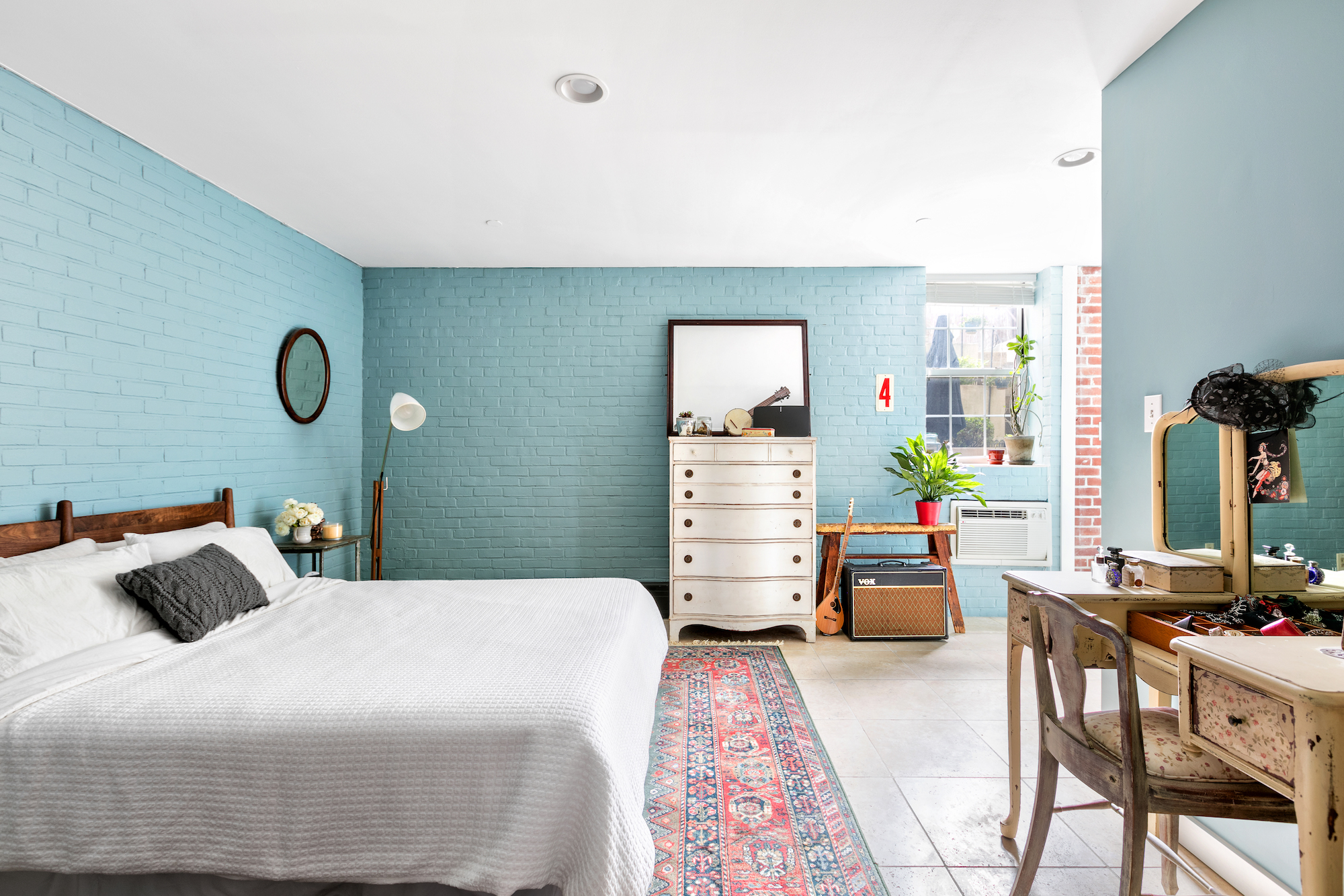 Backyard Paradise: Behind This $1.25M Greenpoint Duplex Is A Barefoot