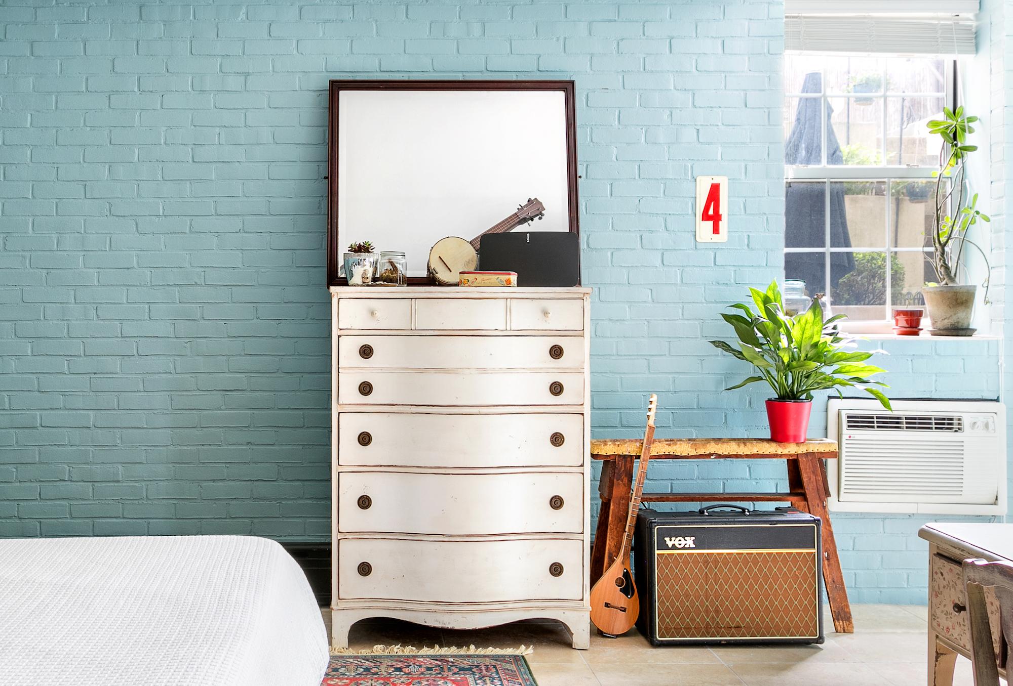 687 Leonard Street Bedroom 1