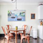 687 Leonard Street dining
