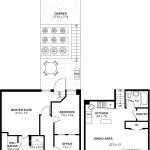 687 Leonard Street Floorplan
