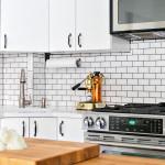 687 Leonard Street Kitchen Detail